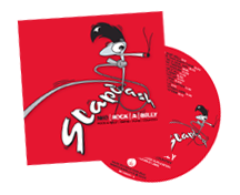 Slapdash rockabilly - CD 2012