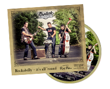 Slapdash rockabilly - CD 2013
