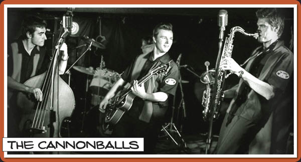 The Cannonballs