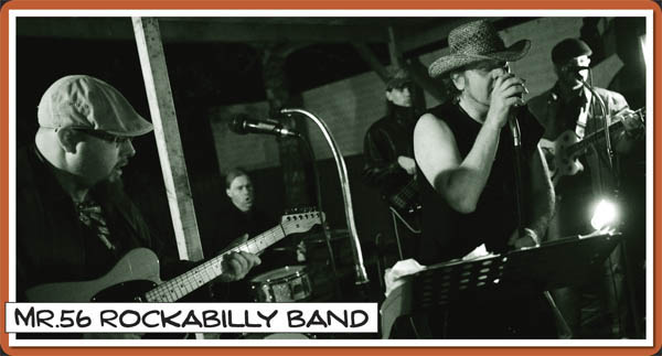 Mr.56 rockabilly band